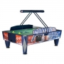 AIR HOCKEY DOUBLE FOOTBALL