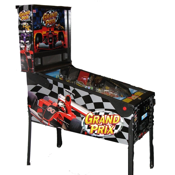 flipper stern grand prix flipper stern montanola jeux. Black Bedroom Furniture Sets. Home Design Ideas